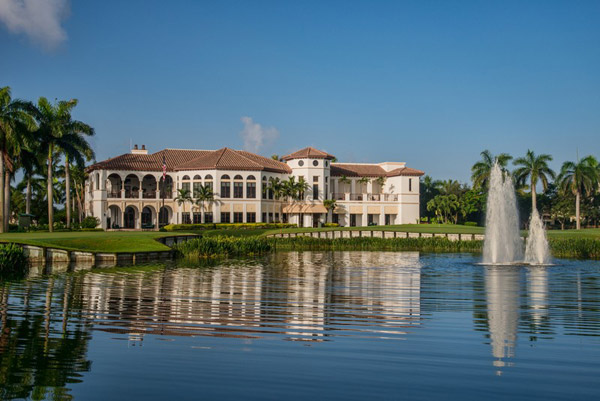 We are one of the top private country clubs in South Florida.