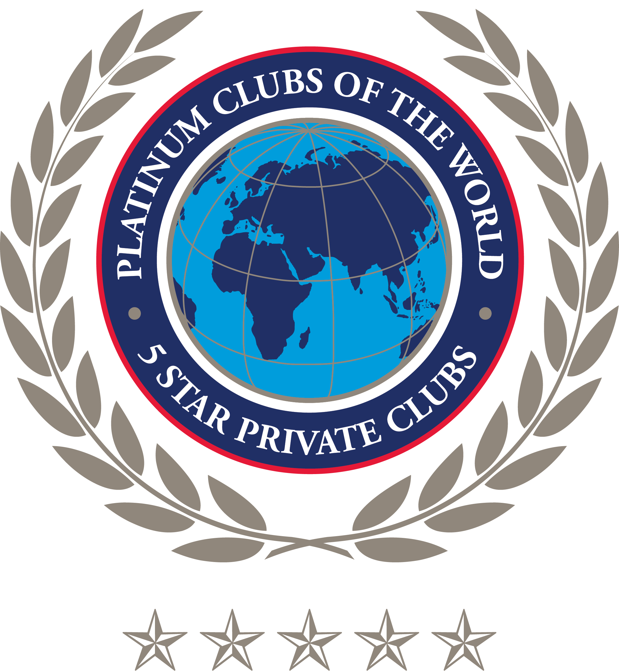 Platinum Clubs of the World award logo